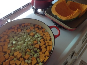Soup and Pumpkin Getting Started