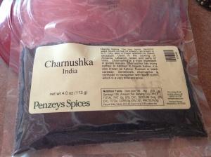 Charnushka Seeds